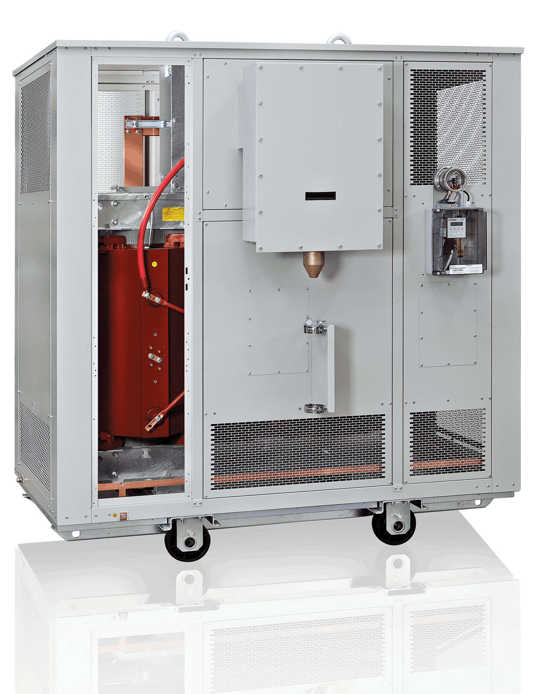 Metal enclosures dry-type transformer