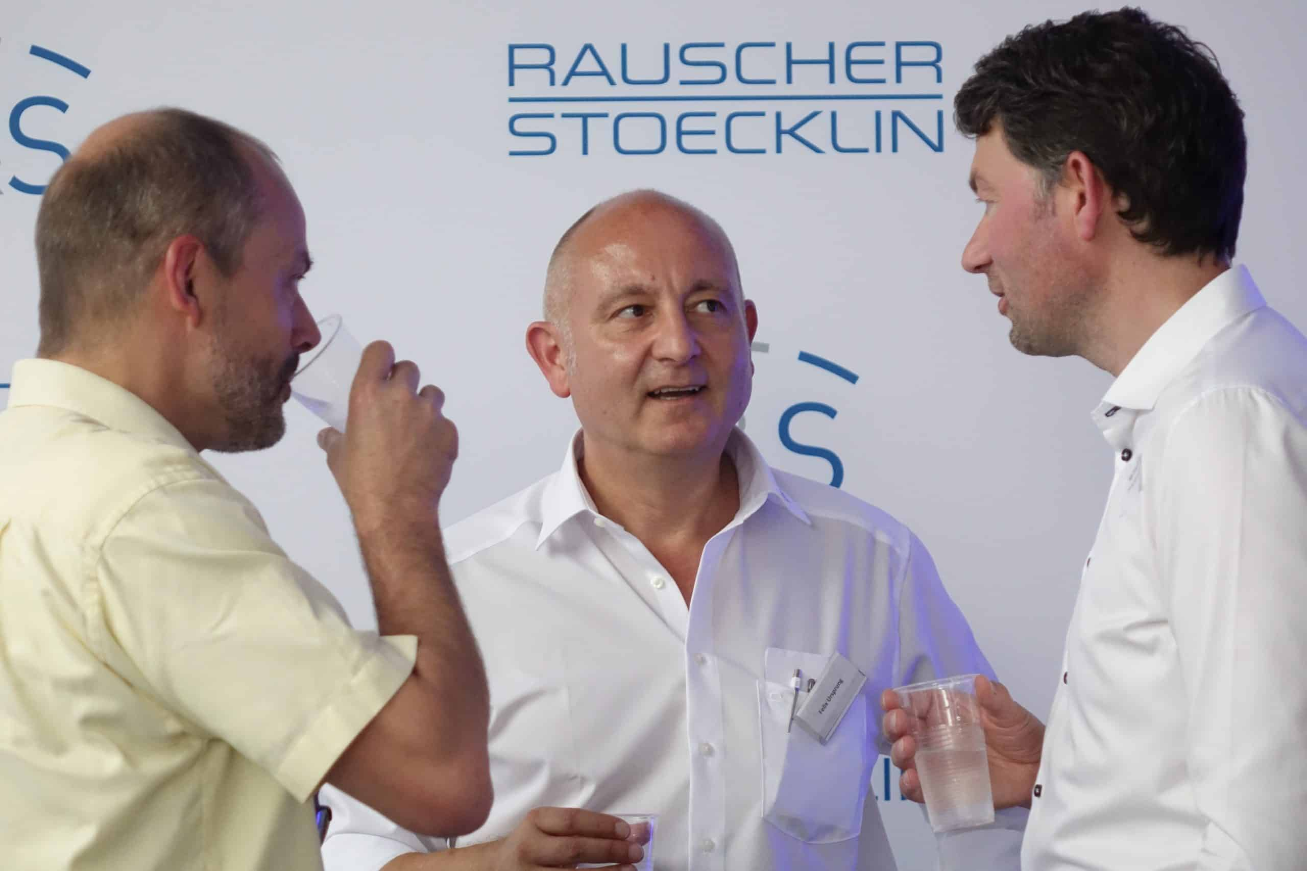 Anniversary Rauscher & Stoecklin