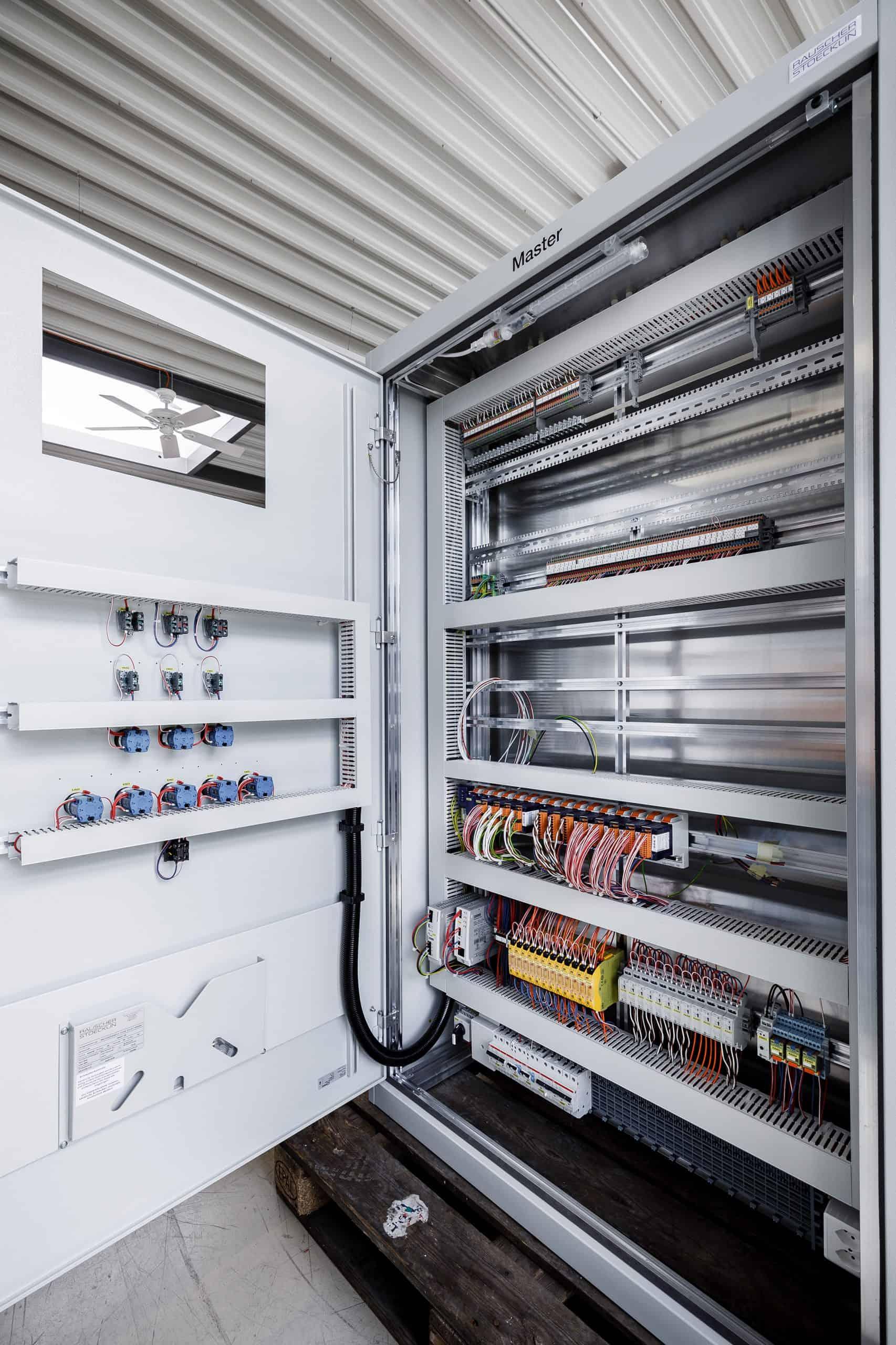 Rauscher & Stoecklin switchboard