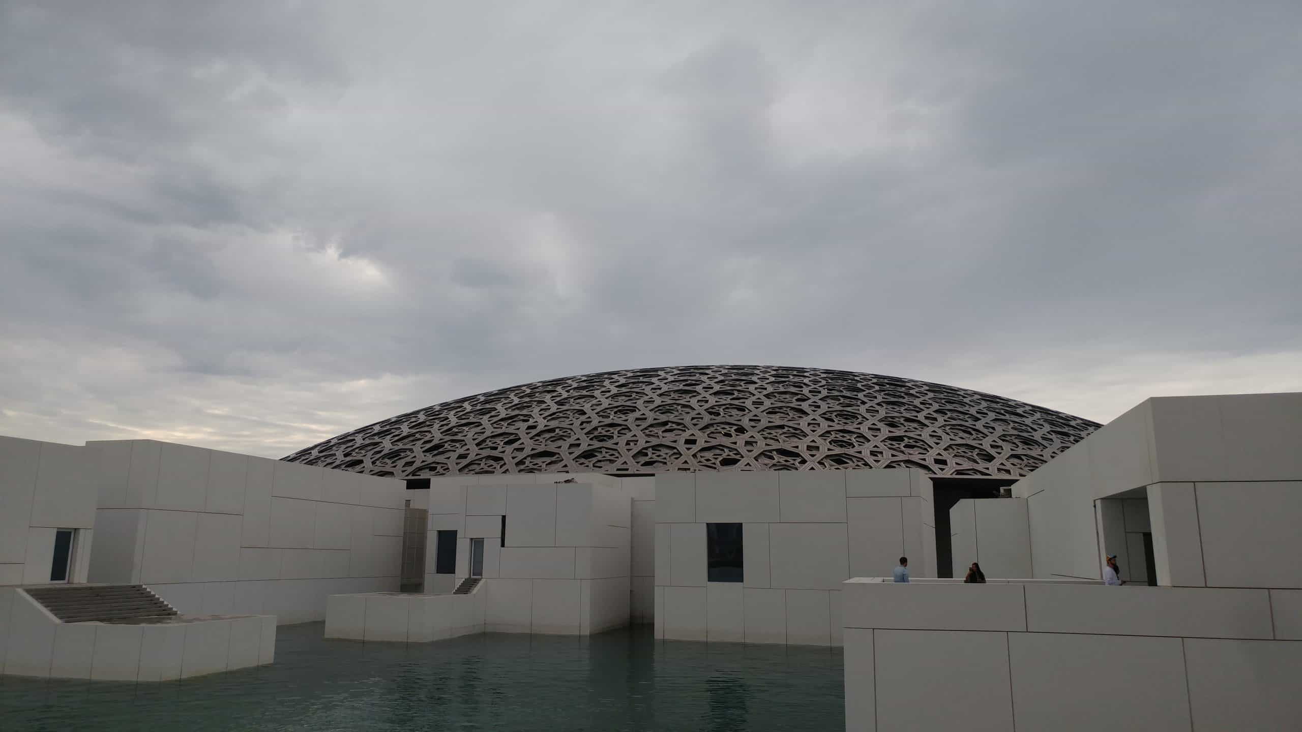 Transformers for Louvre in Abu Dhabi