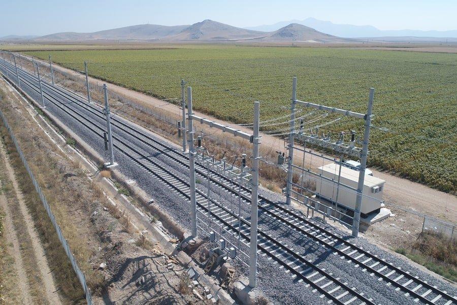 Yapi Merkezi railway switches